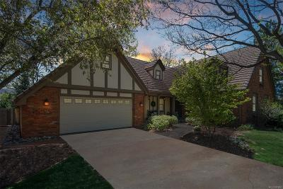 Littleton Single Family Home Under Contract: 6248 South Coventry Lane