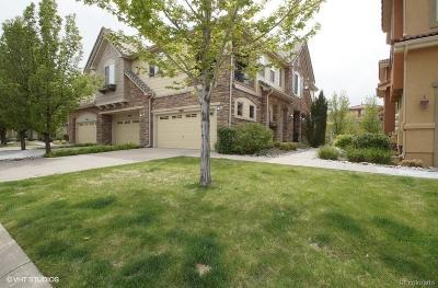Lone Tree Condo/Townhouse Active: 10133 Bluffmont Lane