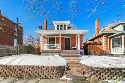 Denver Single Family Home Under Contract: 2831 Decatur Street