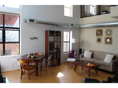 Denver Condo/Townhouse Active: 2033 West 30th Avenue #A