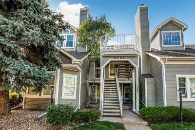 Centennial Condo/Townhouse Under Contract: 6761 South Ivy Way #B7
