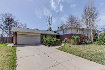 Greenwood Village CO Single Family Home Active: $625,000