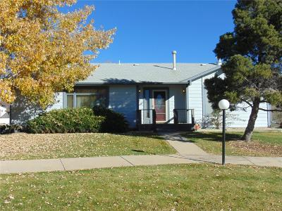 Broomfield Single Family Home Under Contract: 67 Carla Way
