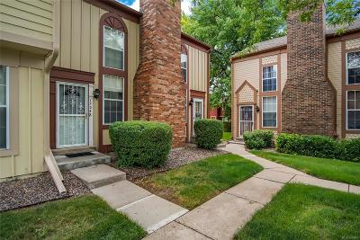 Aurora Condo/Townhouse Active: 1725 South Blackhawk Way #B