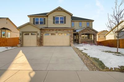 Aurora Single Family Home Under Contract: 6225 South Ider Way
