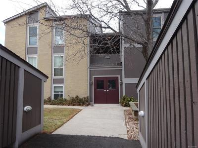 Centennial Condo/Townhouse Under Contract: 7258 South Xenia Circle #F