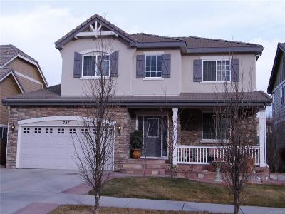 Erie Single Family Home Under Contract: 727 Graham Circle