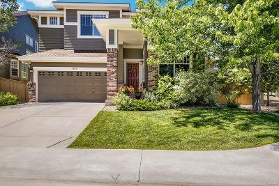 Highlands Ranch Single Family Home Under Contract: 3050 Braeburn Place