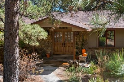 Evergreen Single Family Home Sold: 2907 Hiwan Drive