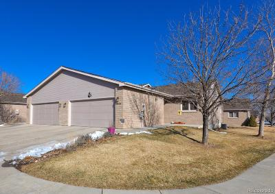 Fort Collins Condo/Townhouse Under Contract: 1644 Northbrook Court