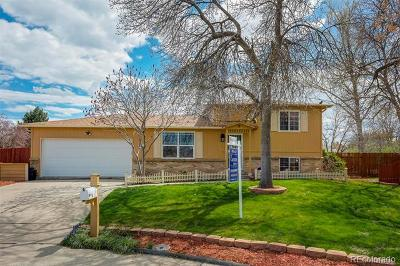 Arvada CO Single Family Home Active: $410,000