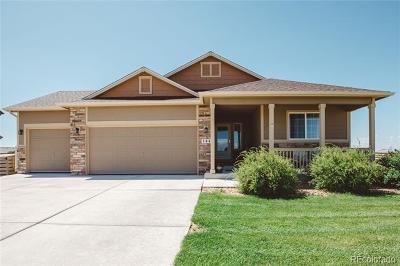 Pierce Single Family Home Active: 706 Mountain Avenue