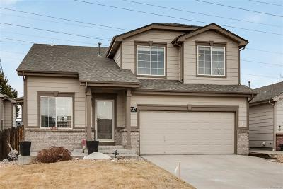 Aurora Single Family Home Active: 4727 South Ireland Court