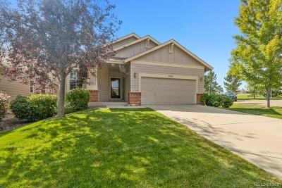 Castle Pines Single Family Home Under Contract: 1062 Snow Lily Court