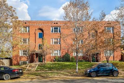 Cap Hill/Uptown, Capital Hill, Capitol Hill Condo/Townhouse Active: 1422 North Downing Street #A