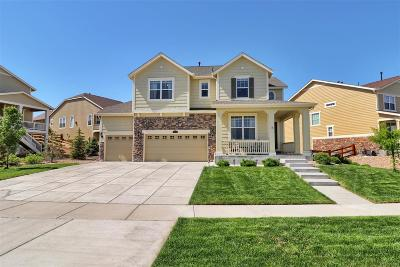 Aurora CO Single Family Home Active: $550,000