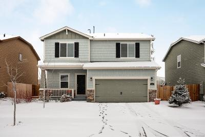 Longmont Single Family Home Under Contract: 1255 Bistre Street