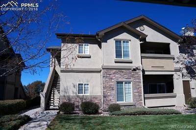 Colorado Springs Condo/Townhouse Active: 7044 Ash Creek Heights #101