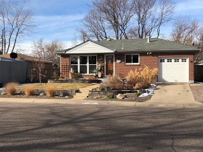 Northglenn Single Family Home Active: 11061 Emerson Street