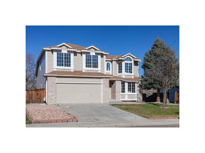 Highlands Ranch Single Family Home Under Contract: 463 Bexley Lane