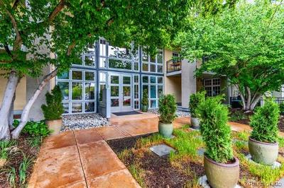Cherry Creek Condo/Townhouse Under Contract: 275 South Harrison Street #413
