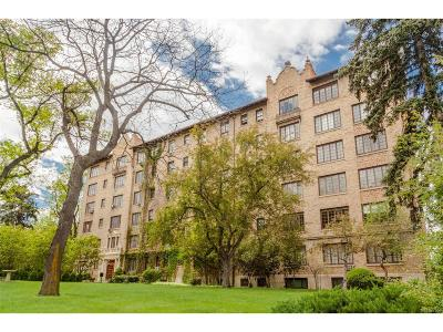 Wash Park, Washington, Washington Park, Washington Park East, Washington Park West Condo/Townhouse Active: 99 South Downing Street #605