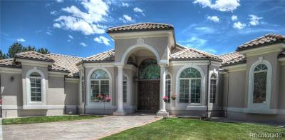 Cherry Hills Village CO Single Family Home Active: $2,100,000