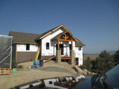 Nathrop Single Family Home Under Contract: 19804 Pinnacle Rock Road