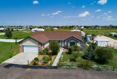 Strasburg Single Family Home Under Contract: 1052 Cherokee Street
