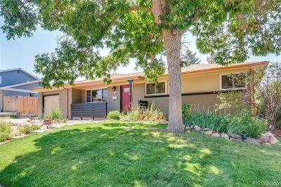 Centennial Single Family Home Under Contract: 8398 East Costilla Avenue