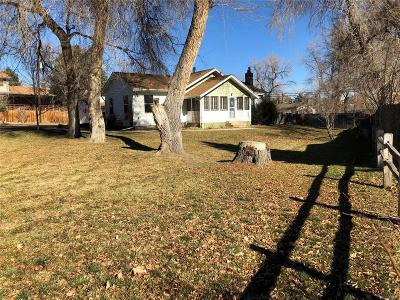 Arvada Single Family Home Under Contract: 6392 Everett Street
