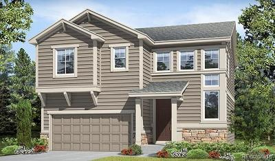 Crystal Valley, Crystal Valley Ranch Single Family Home Under Contract: 3290 Scaup Trail