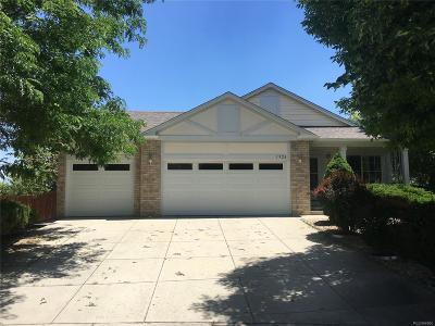 Longmont CO Single Family Home Active: $450,000