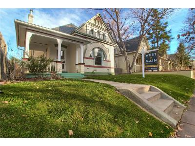 Single Family Home Under Contract: 1138 Clayton Street