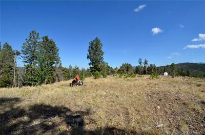 Clear Creek County Residential Lots & Land Active: Gumtree Road