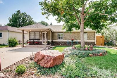 Arvada Single Family Home Under Contract: 5613 Brentwood Street