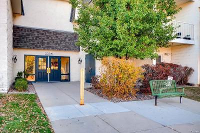 Denver Condo/Townhouse Under Contract: 2225 South Jasmine Street #310