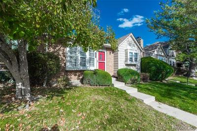 Littleton Condo/Townhouse Under Contract: 9659 West Chatfield Avenue #F