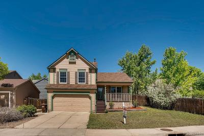 Broomfield County Single Family Home Active: 12663 Green Circle