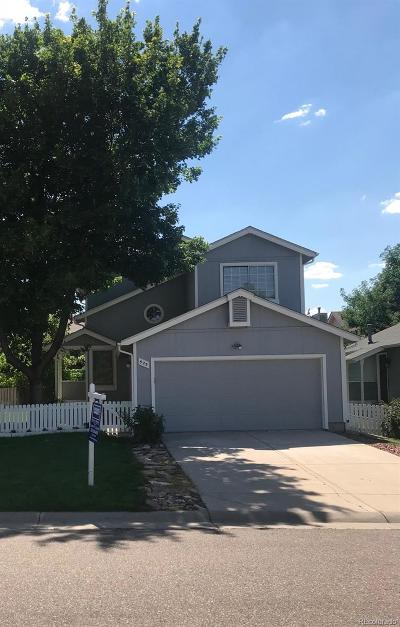 Highlands Ranch Single Family Home Active: 525 Arden Circle