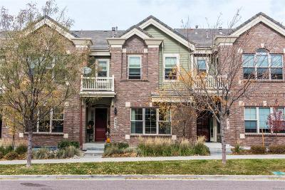 Lone Tree Condo/Townhouse Under Contract: 9097 Kornbrust Drive