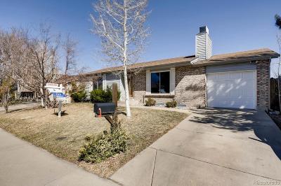 Arapahoe County Single Family Home Active: 1408 South Zeno Way
