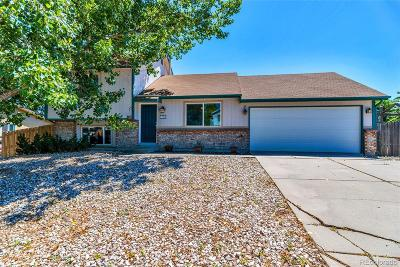 Single Family Home Under Contract: 3388 East 99th Drive