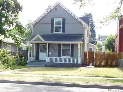 Englewood Single Family Home Active: 2880 South Lincoln Street