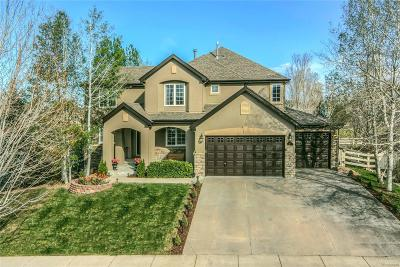Broomfield Single Family Home Under Contract: 13980 Westhampton Court