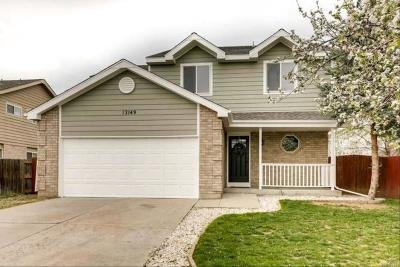 Broomfield Single Family Home Under Contract: 13149 Alcott Place