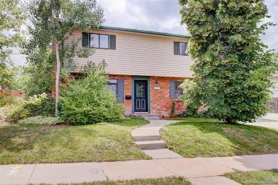 Centennial Single Family Home Active: 6934 South Willow Street
