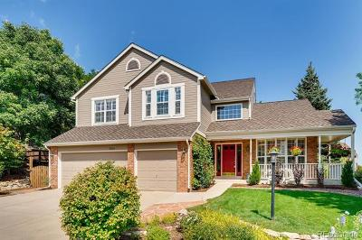 Highlands Ranch Single Family Home Active: 8592 Forrest Street