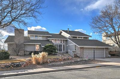 Denver CO Single Family Home Under Contract: $625,000