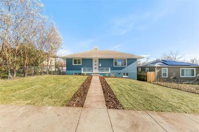 Denver Single Family Home Active: 322 King Street